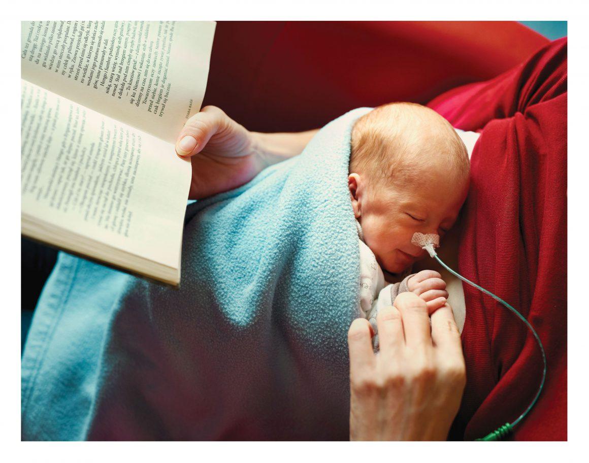 """Audiobook """"Niezbędnik rodzica wcześniaka"""""""
