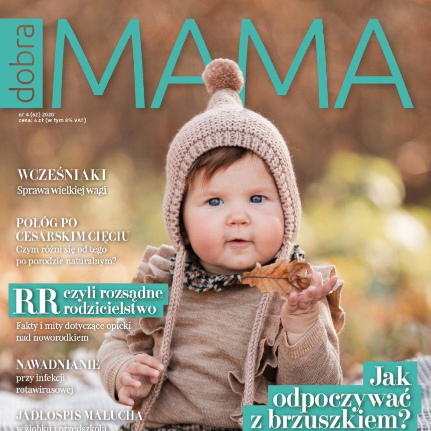 """""""Dobra Mama"""" o wcześniakach i Fundacji"""