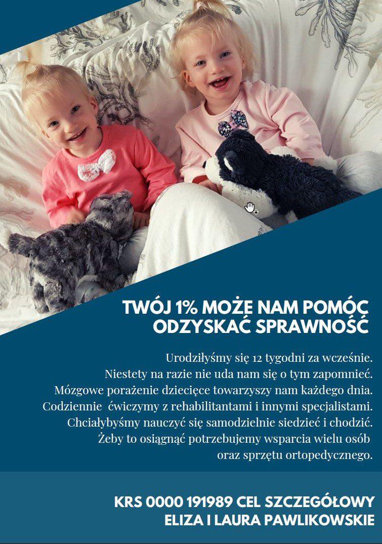 Eliza i Laura Pawlikowskie